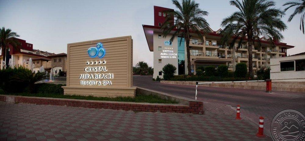 Viešbučio CRYSTAL AURA BEACH RESORT & SPA nuotrauka