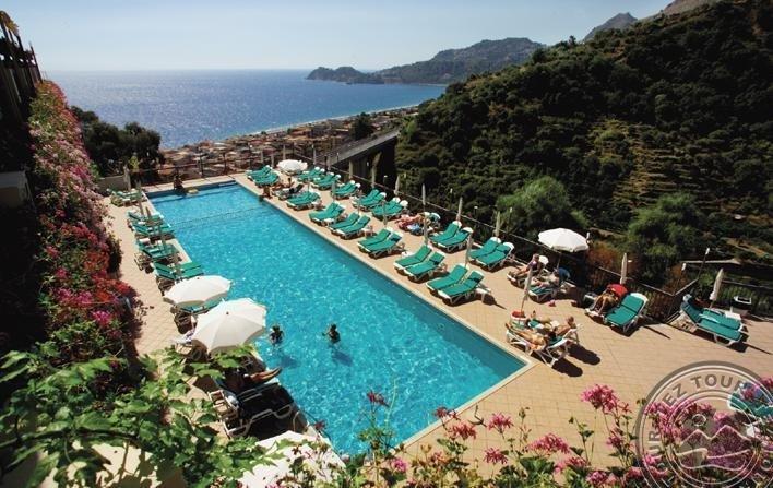 Le Terrazze Letojanni Hotel Viešbutis Italija Sicilija