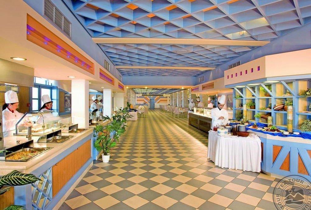 Aldemar Cretan Village Beach Resort Hotel Viešbutis