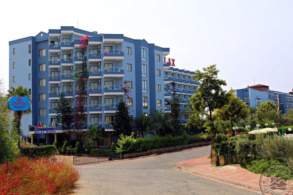 CARETTA RELAX HOTEL