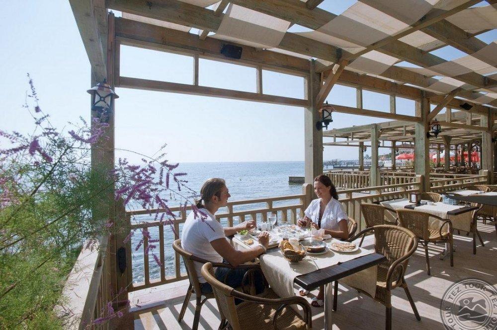 Viešbučio CRYSTAL FLORA BEACH RESORT nuotrauka
