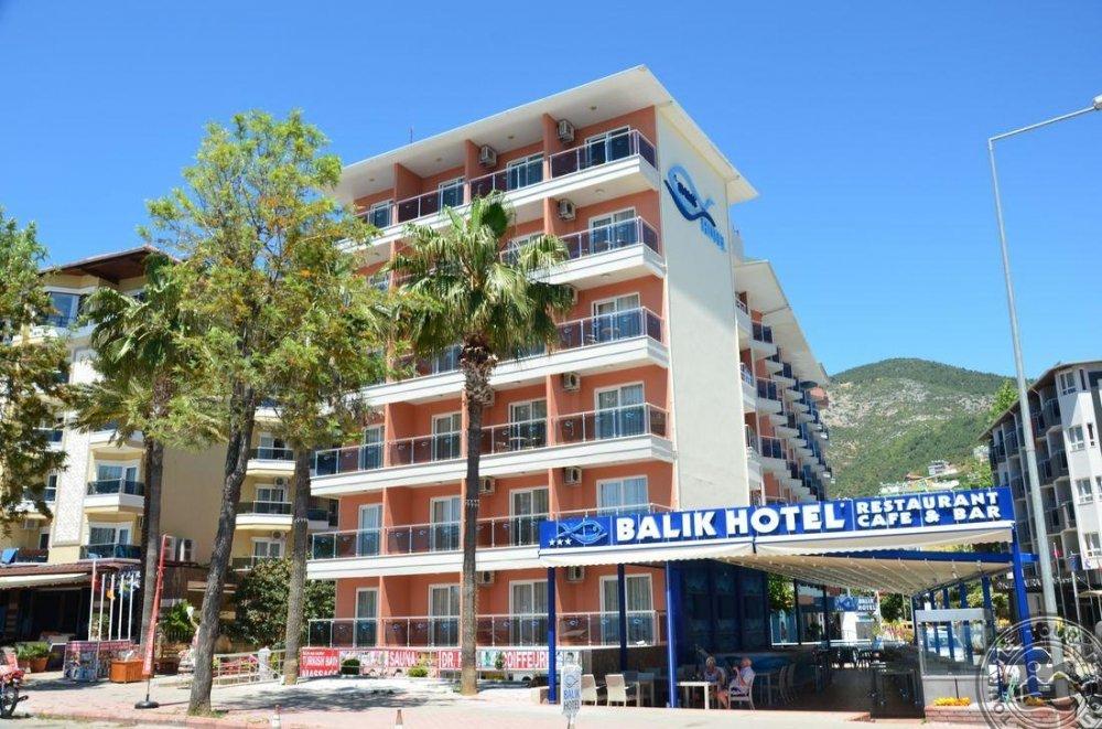 Viešbučio BALIK HOTEL nuotrauka
