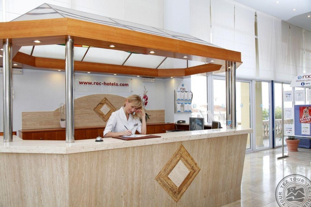 Viešbučio ROC ILLETAS nuotrauka