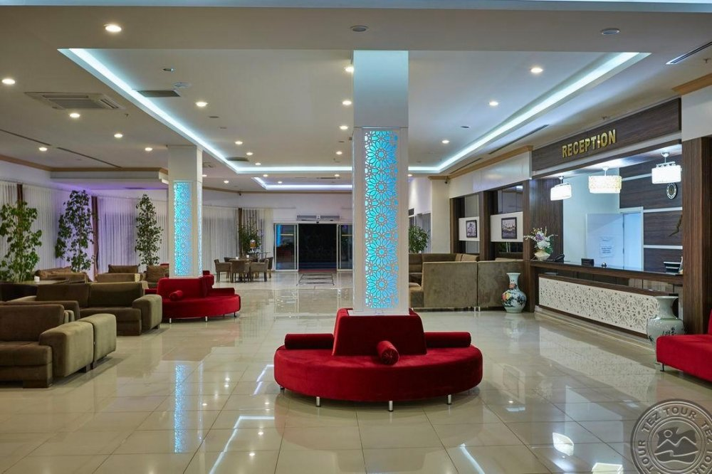 PALMET RESORT KIRIS HOTEL
